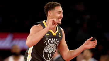 klay thompson's father says son won't sign extension with warriors this summer