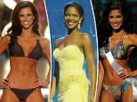 former miss americas join forces to attack the organization for dropping its swimsuit competition