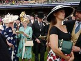 mother died days after falling ill at royal ascot's ladies' day