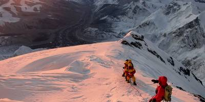 a man died while climbing mount everest in a cryptocurrency publicity stunt gone horribly wrong