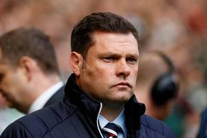 graeme murty to resume rangers academy role weeks after being sacked as interim boss