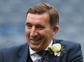 alan stubbs emerges as front-runner for st mirren job to replace jack ross