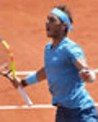 rafael nadal injured? tennis ace lifts lid on arm taping amid french open fears