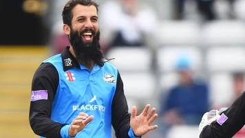 worcestershire edge into one-day cup semis with one-wicket win
