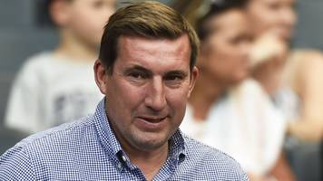 St Mirren set to appoint Alan Stubbs as manager
