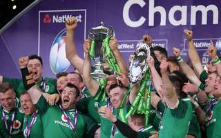 rugby finances: ireland six nations triumph gives them best bang for buck