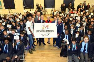 birmingham 2022 commonwealth games will be the 'greatest ever, says prime minister