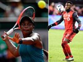 is tennis star sloane stephens and usa striker jozy altidore america's most famous power couple?