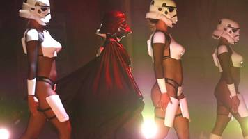 icymi: beauty pageants and star wars - burlesque style