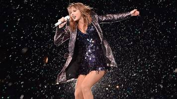 taylor swift praises manchester's 'incredible resilience' as uk tour launches