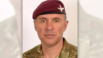 queen's birthday honours 2018: brecon army explorer awarded mbe
