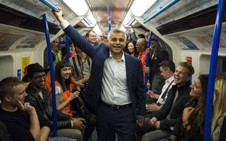 sadiq khan met former night commissioner only once for a photo opportunity
