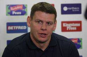 lee radford urges his hull fc side to smarten up to keep in touch