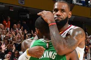 nick wright questions if cavs losing kyrie irving cost lebron james his 4th championship title