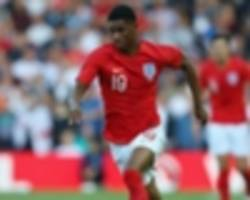 welbeck: rashford benefiting from free role with england