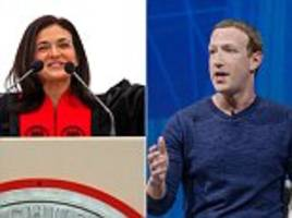 facebook coo laments about company's woes