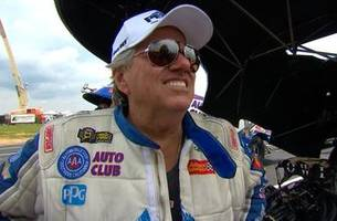 john force: 'i'm stubborn. i'm muleheaded, a lot like earnhardt was in the old days.' | 2018 nhra drag racing