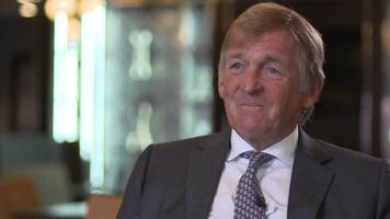 sir kenny dalglish 'surprised and embarrassed' to be knighted
