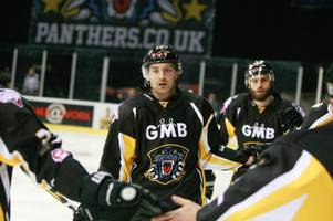 evan mosey leaves nottingham panthers but jon rheault provides some consolation