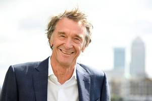 fury as billionaire boss of ineos jim ratcliffe made a knight by queen