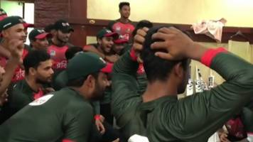 bangladesh women beat india in asia cup final: men's team celebrate historic win