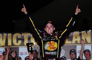 austin dillon says choosing racing over sports was the hardest decision of his career