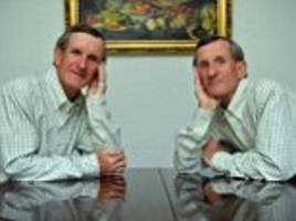 identical twin brothers, 59, have spent their entire working lives in the same shop