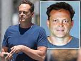 vince vaughn is seen for the first time since dui arrest in la