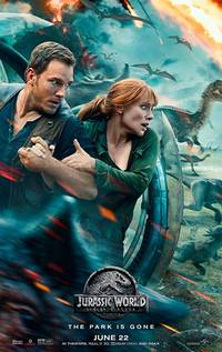 MOVIE REVIEW: Jurassic World: Fallen Kingdom