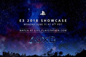 how to watch playstation's e3 experience 2018