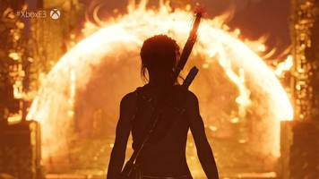 watch 5 minutes of shadow of the tomb raider gameplay
