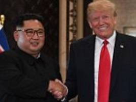 DR ROBERT WINSTANLEY-CHESTERS gives his view on today's meeting between Kim Jong-Un and Donald Trump