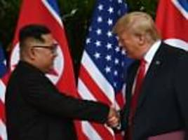 Kim Jong-un says U.S. and North Korea must cease 'irritating and hostile military actions'