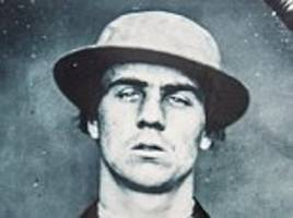 britain's first ever police mugshots of victorian criminals are unearthed 150 years on