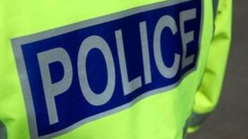 Car and lorry crash forces road closure