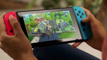 E3: Nintendo Switch gets Fortnite and Super Smash Bros Ultimate