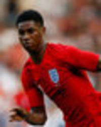 Marcus Rashford injury: Man Utd star doubt for World Cup opener with knee problem
