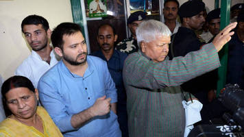 ED seizes Rs 44.75 crore worth of Patna land of Lalu Prasad's family