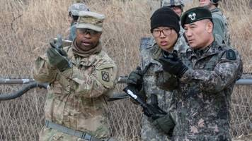 the future of south korea-us military training is unclear
