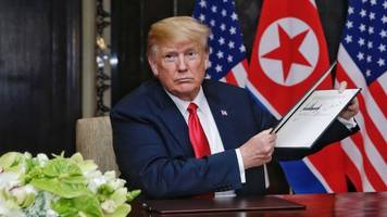 Trump And Kim's Singapore Agreement Looks A Lot Like Past Agreements