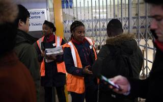 tfl warns jubilee line passengers of disruption ahead of planned strike