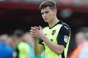 breaking news: preston north end sign jordan storey from exeter city