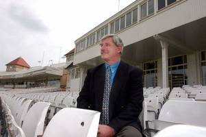 nottinghamshire legend sir richard hadlee diagnosed with bowel cancer
