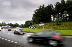 serious crash leads to closure of a9 in perthshire