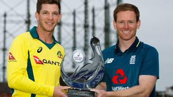 England v Australia: Eoin Morgan rules out ball-tampering sledges
