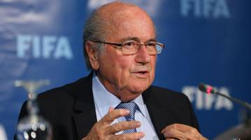 former fifa president sepp blatter to attend world cup in russia