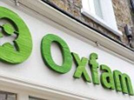 oxfam gb permanently banned from haiti