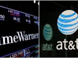 federal judge rules at&t can move forward with its $85 billion purchase of time warner