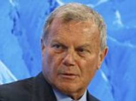 sir martin sorrell was paid millions by wpp to stop him 'throwing his toys out of the pram'