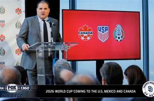 Could the 2026 World Cup harmonize Americans?